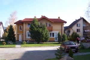 Prestavba rodinného domu, Zuberec_1